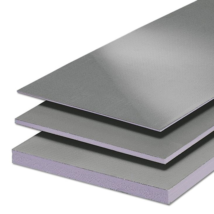 10mm Thick Insulation Board Tile Backer Board